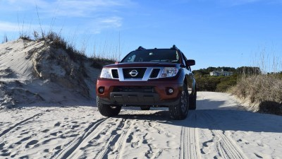 2016 Nissan FRONTIER Pro-4X V6 AWD 54