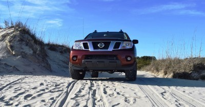 2016 Nissan FRONTIER Pro-4X V6 AWD 55