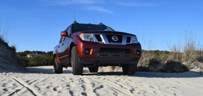 2016 Nissan FRONTIER Pro-4X V6 AWD 57