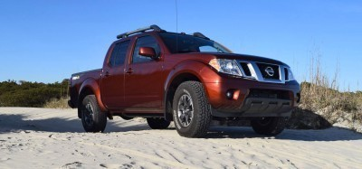 2016 Nissan FRONTIER Pro-4X V6 AWD 58