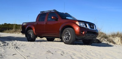 2016 Nissan FRONTIER Pro-4X V6 AWD 59