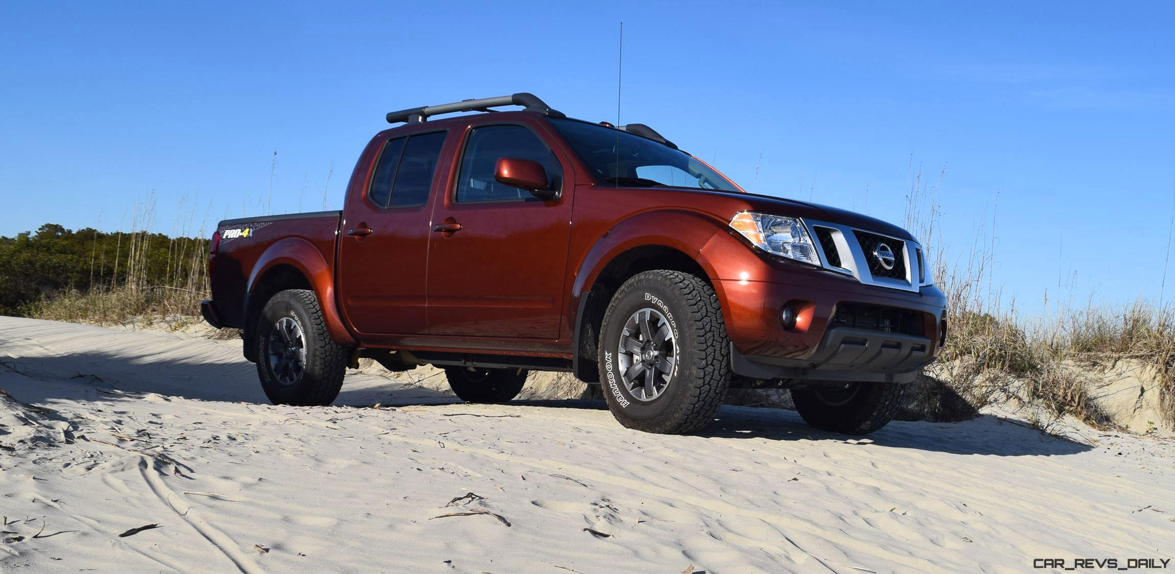 hd road test review videos 2016 nissan frontier pro 4x. Black Bedroom Furniture Sets. Home Design Ideas