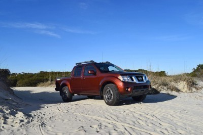 2016 Nissan FRONTIER Pro-4X V6 AWD 60