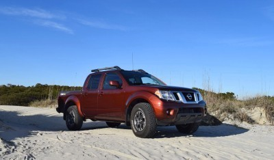 2016 Nissan FRONTIER Pro-4X V6 AWD 61