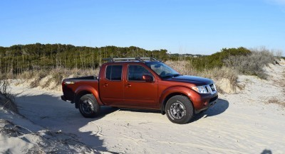 2016 Nissan FRONTIER Pro-4X V6 AWD 62