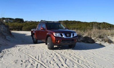 2016 Nissan FRONTIER Pro-4X V6 AWD 63
