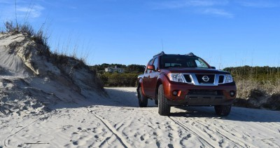 2016 Nissan FRONTIER Pro-4X V6 AWD 64