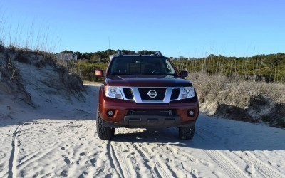 2016 Nissan FRONTIER Pro-4X V6 AWD 65