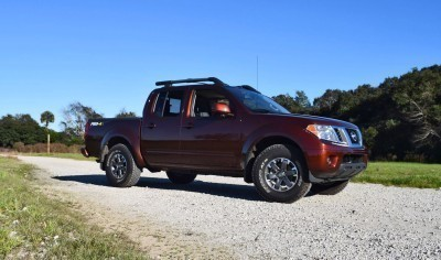 2016 Nissan FRONTIER Pro-4X V6 AWD 7
