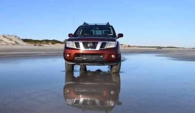 2016 Nissan FRONTIER Pro-4X V6 AWD 70