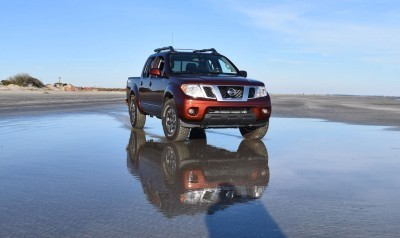 2016 Nissan FRONTIER Pro-4X V6 AWD 73