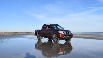 2016 Nissan FRONTIER Pro-4X V6 AWD 75