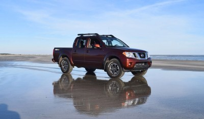 2016 Nissan FRONTIER Pro-4X V6 AWD 76