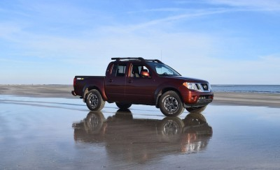 2016 Nissan FRONTIER Pro-4X V6 AWD 77