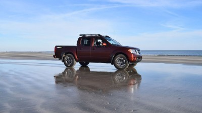 2016 Nissan FRONTIER Pro-4X V6 AWD 78