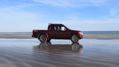 2016 Nissan FRONTIER Pro-4X V6 AWD 80