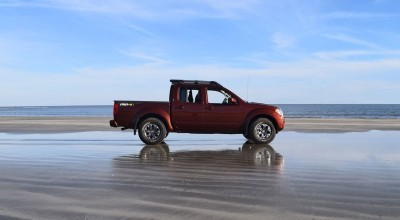 2016 Nissan FRONTIER Pro-4X V6 AWD 81