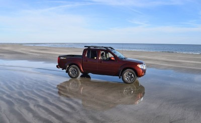 2016 Nissan FRONTIER Pro-4X V6 AWD 82