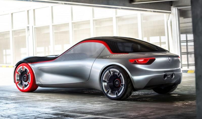 2016 Opel GT Concept 12