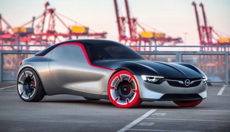 2016 Opel GT Concept 14