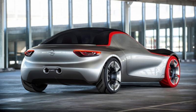 2016 Opel GT Concept 15