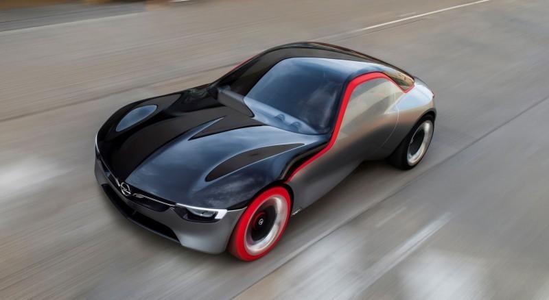 2016 Opel GT Concept 16