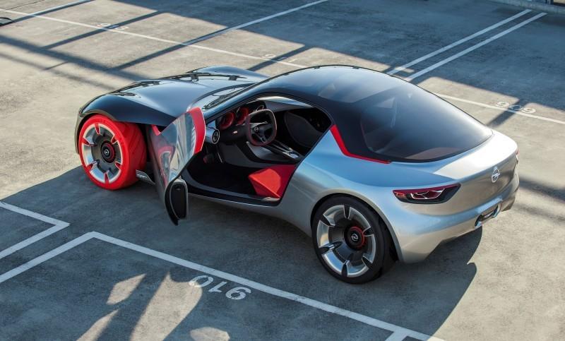 2016 Opel GT Concept 17