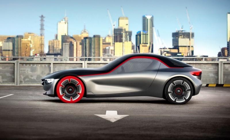 2016 Opel GT Concept 3