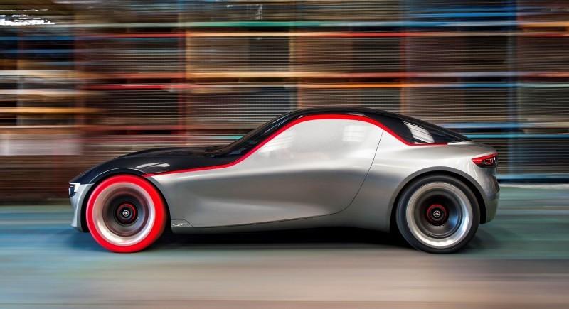 2016 Opel GT Concept 4