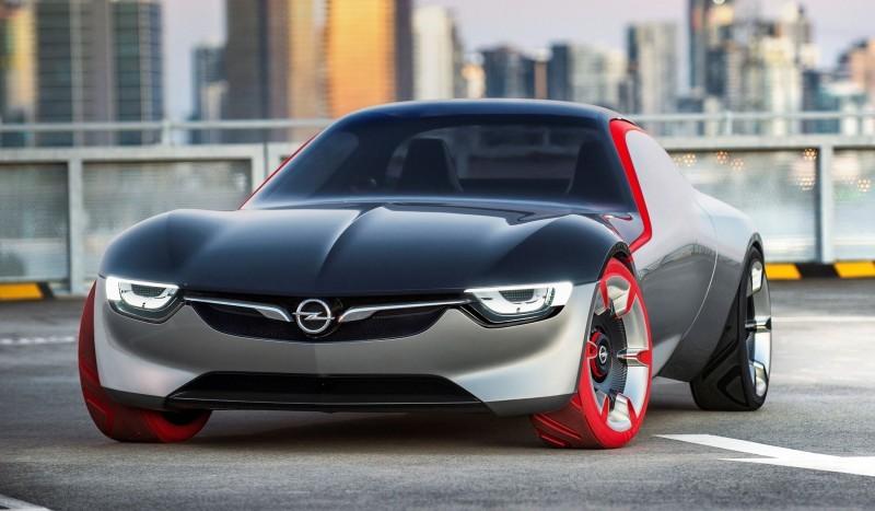 2016 Opel GT Concept 5
