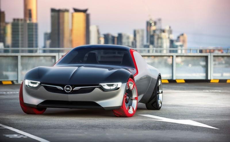 2016 Opel GT Concept 6