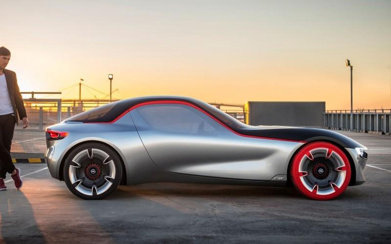 2016 Opel GT Concept 7