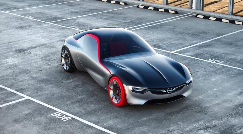 2016 Opel GT Concept 8