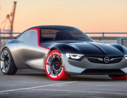 2016 Opel GT Concept – RWD Turbo Triple Under Sexy, Blown-Glass Exterior Design