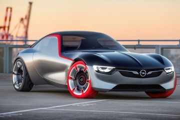 2016 Opel GT Concept - RWD Turbo Triple Under Sexy, Blown-Glass Exterior Design