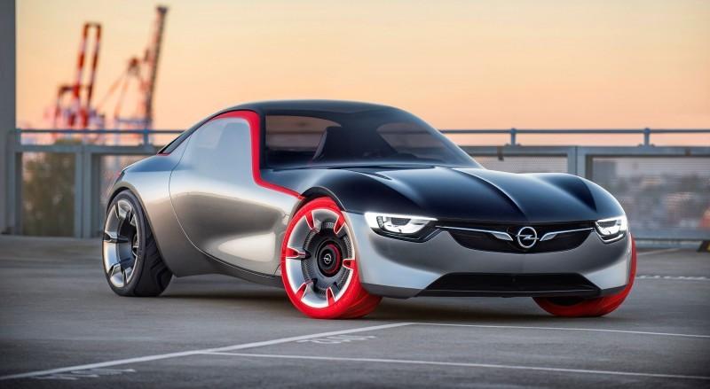 2016 Opel GT Concept 9