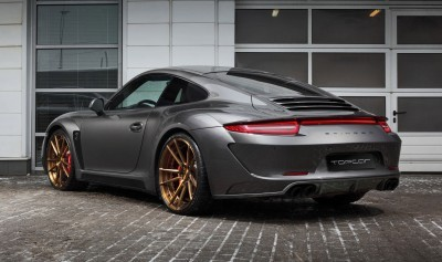 2016 Porsche 911 C4S by TopCar 12