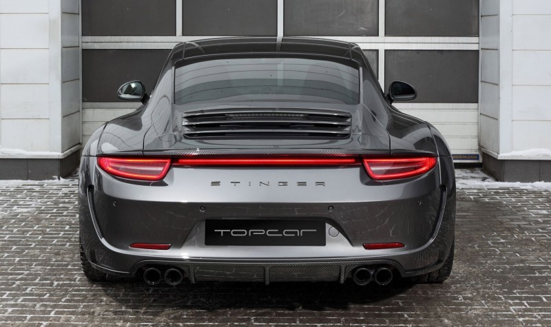 2016 Porsche 911 C4S by TopCar 9