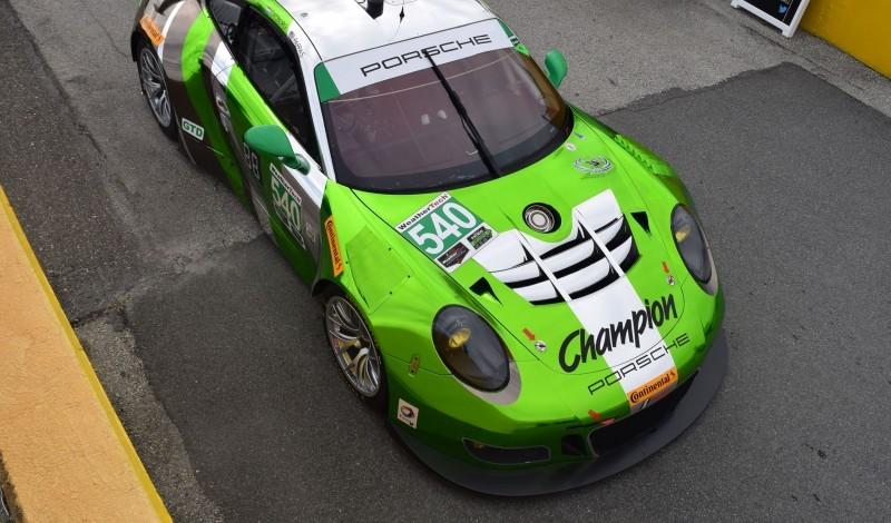2016 Porsche 911 GT3R Daytona Champion Racing 2