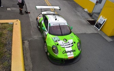 2016 Porsche 911 GT3R Daytona Champion Racing 4