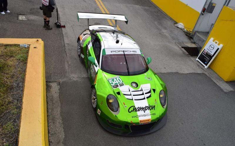 2016 Porsche 911 GT3R Daytona Champion Racing 5