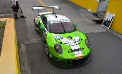 2016 Porsche 911 GT3R Daytona Champion Racing 8