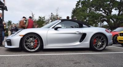 2016 Porsche BOXSTER SPYDER 15