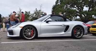 2016 Porsche BOXSTER SPYDER 19