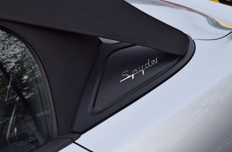 2016 Porsche BOXSTER SPYDER 21