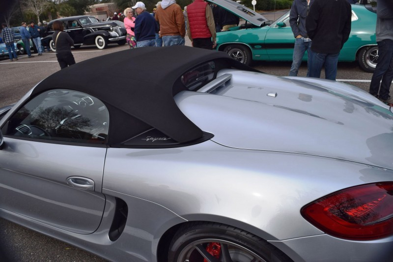 2016 Porsche BOXSTER SPYDER 25