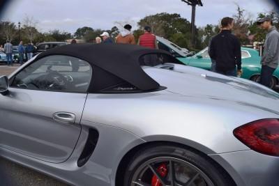 2016 Porsche BOXSTER SPYDER 30