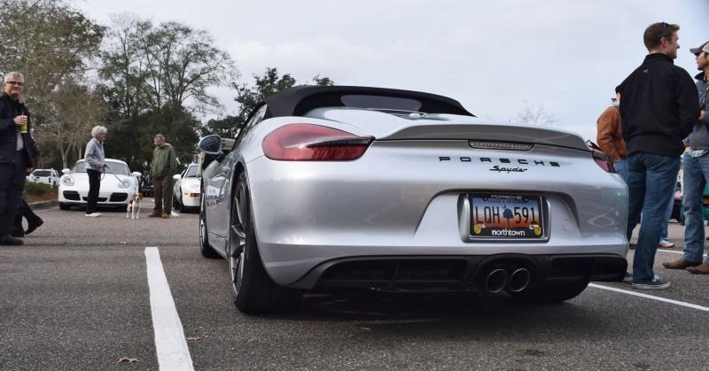 2016 Porsche BOXSTER SPYDER 7