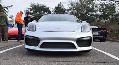 2016 Porsche Boxster SPYDER Silver 17