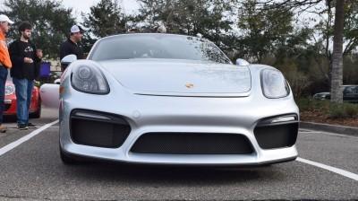 2016 Porsche Boxster SPYDER Silver 20